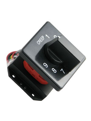 HRS Rotary Contactless Output Selector Switch