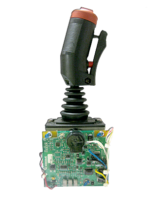 MS6 Single Axis Joystick Controller