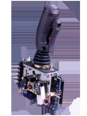 MS4 Single Axis Joystick Controller
