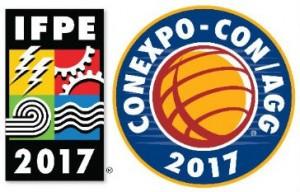 IFPE ConExpo 20017 logo