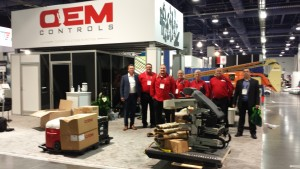 OEM booth