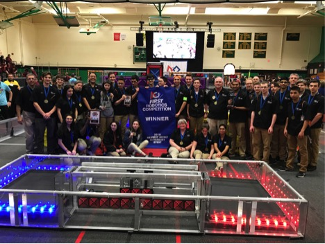 Shelton High School Robotics Team