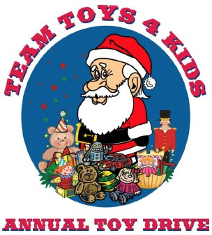 TEAM's Toys 4 Kids Annual Toy Drive